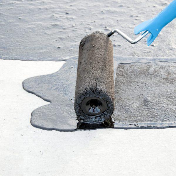 Tekutá hydroizolácia proti tlakovej vode Naj Zateplenie