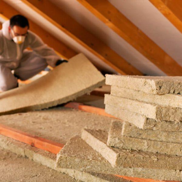 Zateplenie strechy minerálnou vlnou Naj Zateplenie