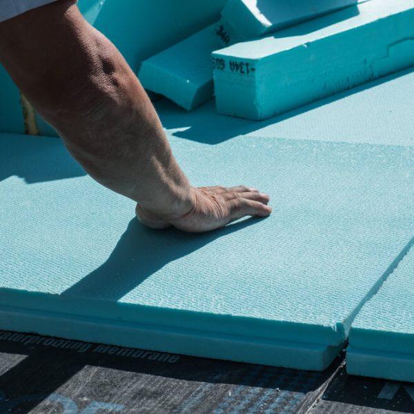 Zateplenie strechy polystyrénom Bratislava Naj Zateplenie