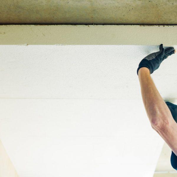 Zníženie a zateplenie stropu Bratislava Naj Zateplenie