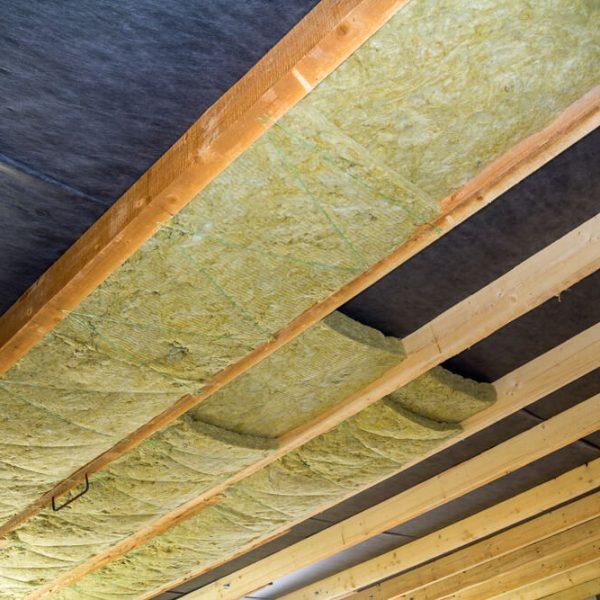 Zvuková izolácia stropu v paneláku Bratislava