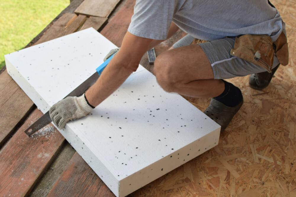 Izolácia podlahy polystyrénom Bratislava Naj Zateplenie