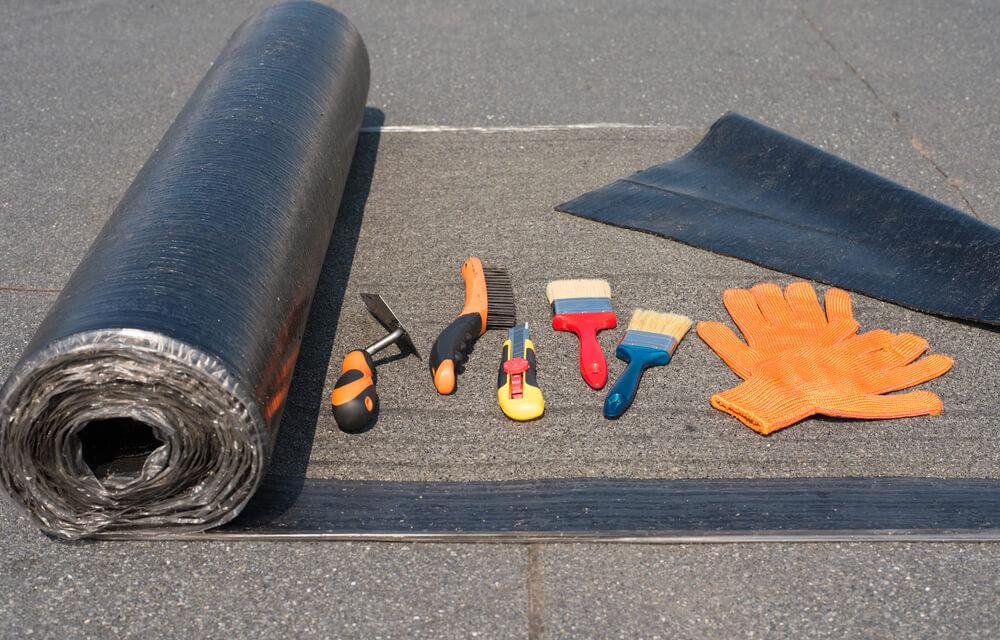 Zateplenie plochej strechy domu či paneláku Naj Zateplenie