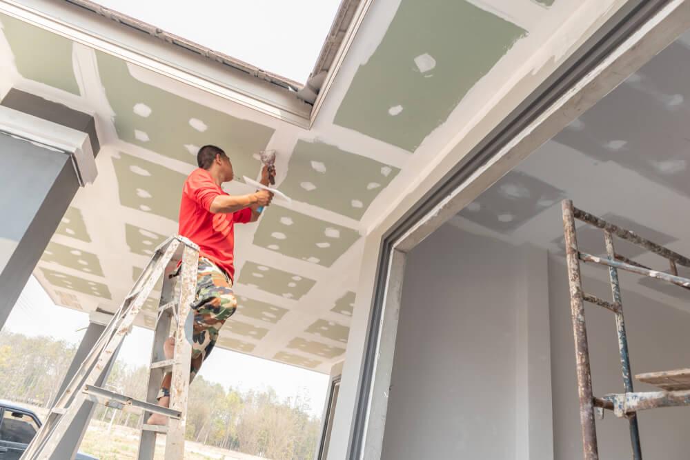 Zateplenie stropu bungalovu Bratislava Naj Zateplenie