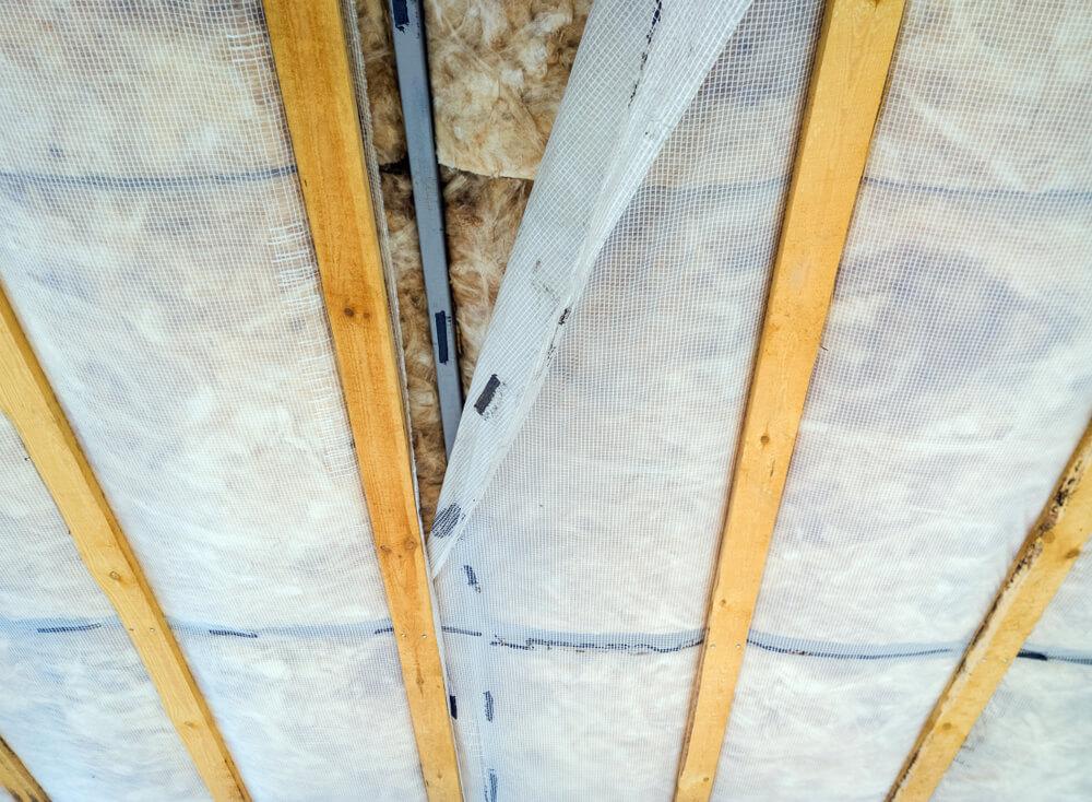 Zateplenie stropu vatou Bratislava Naj Zateplenie
